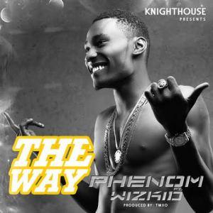 Phenom-Wizkid-The-Way-Art