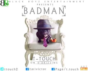 T Touch Badman Artwork