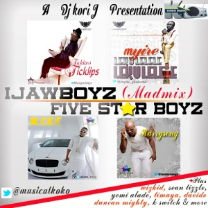 IjawBoyz - 5StarBoyz artwork