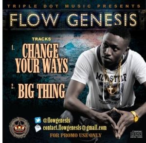 promo image front Flow genesis